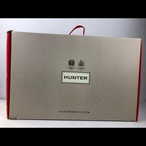 Hunter Original Tall Glossy Black rain boots